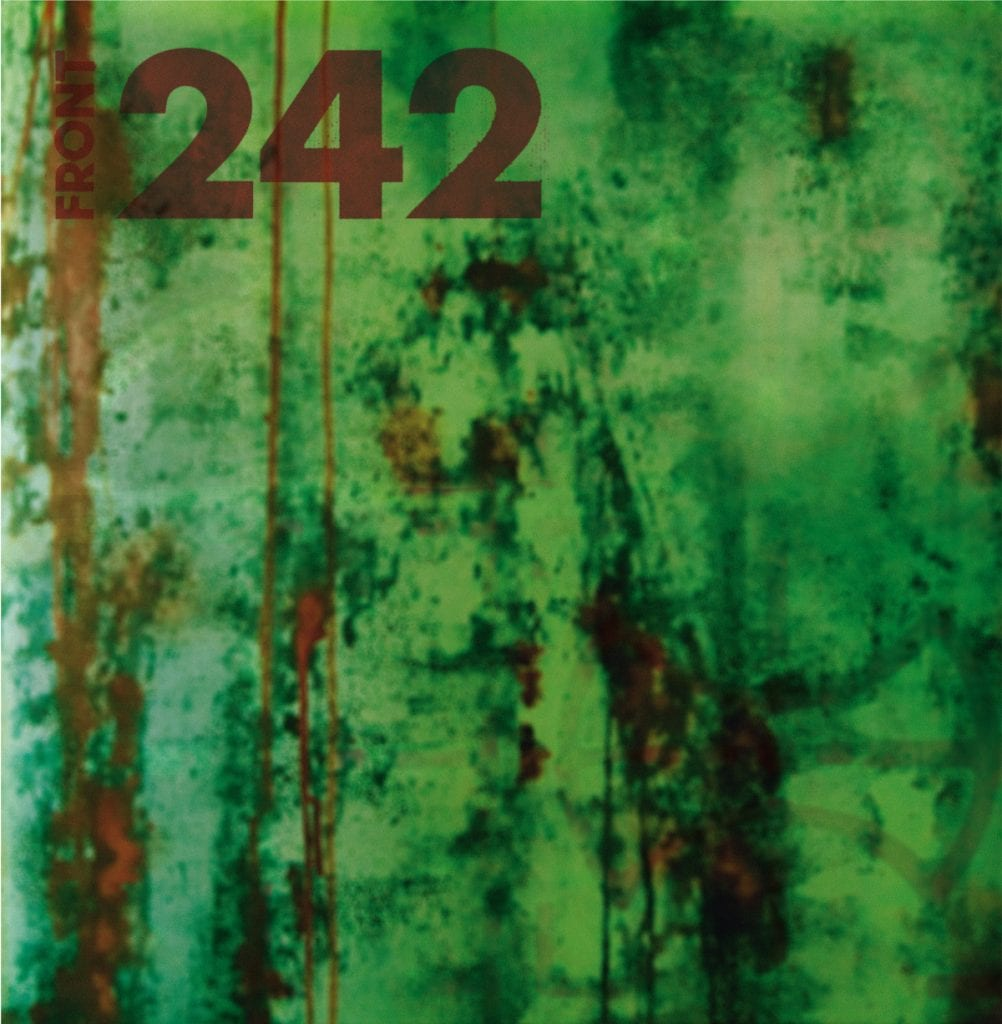 Front 242 releases two'91 live recordings (live in the EU and USA) + new Daniel B. album