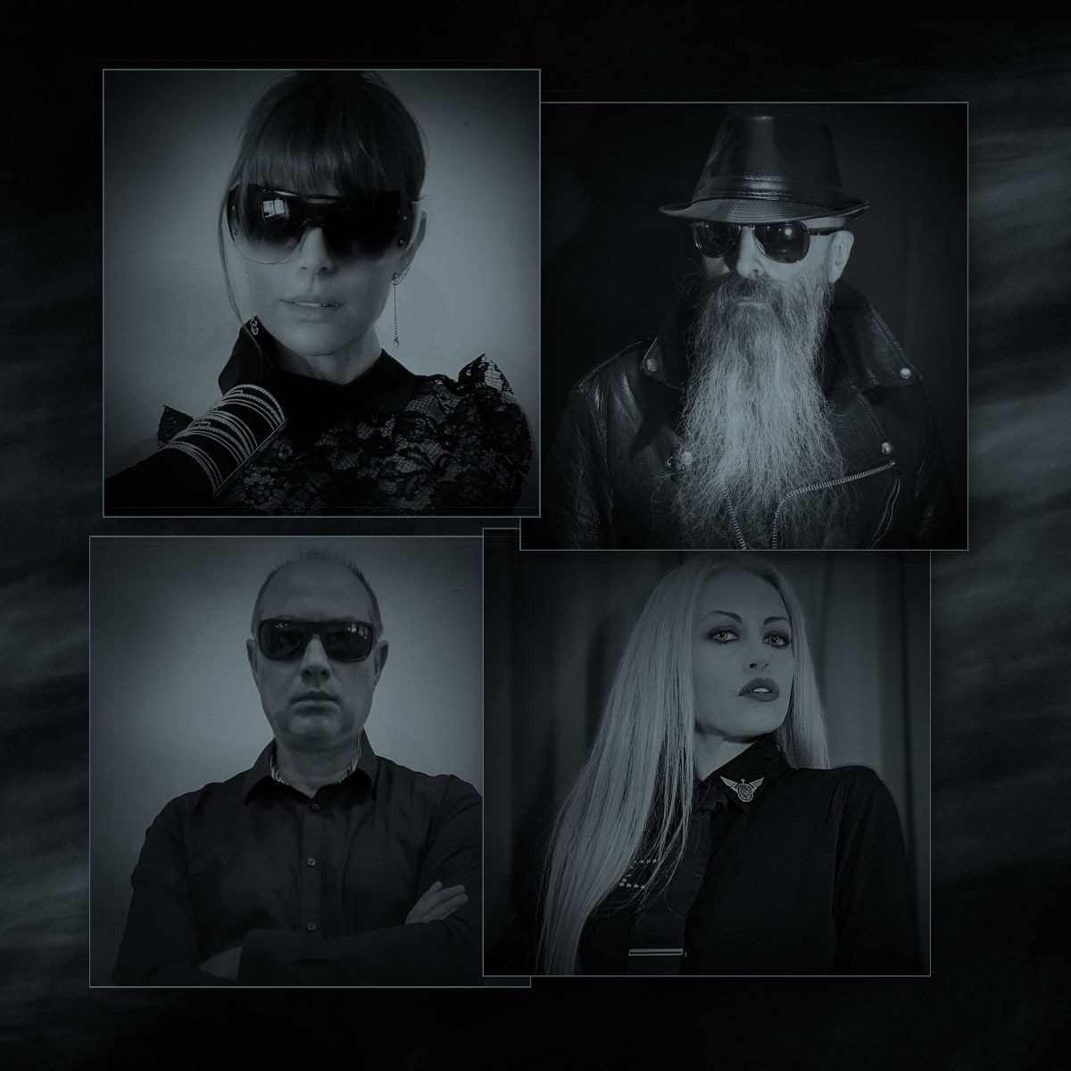 Kirlian Camera release video for upcoming single 'The 8th President'