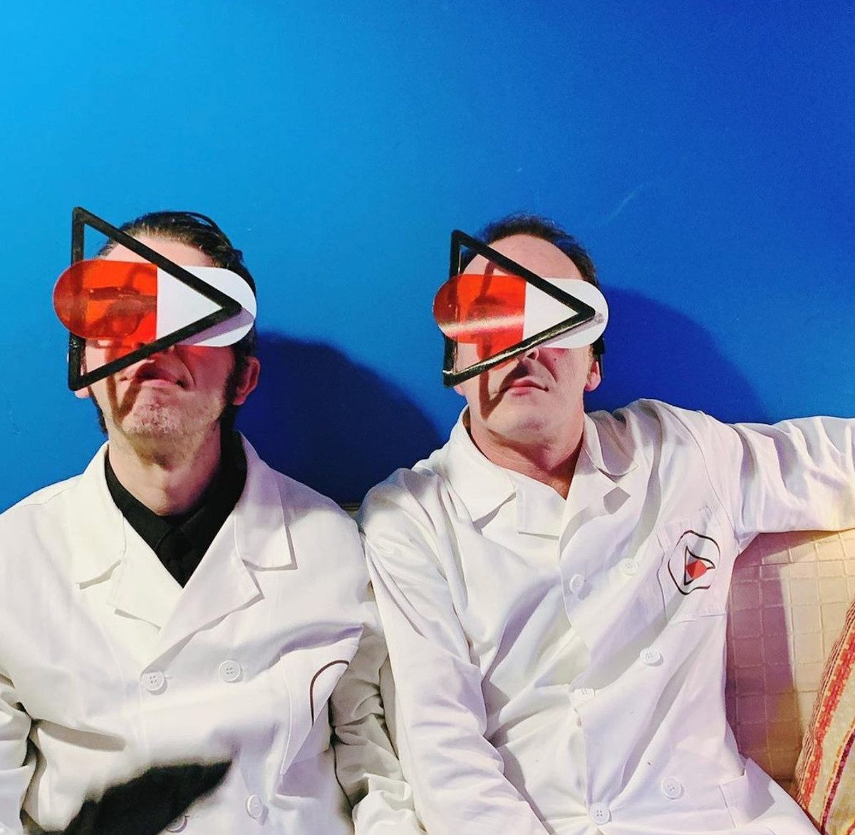 Italian futurepop/ebm band Anticorpi release new single / video 'Nuovo Ordine Mondiale/New World Order' from upcoming album 'Vote For Extinction'