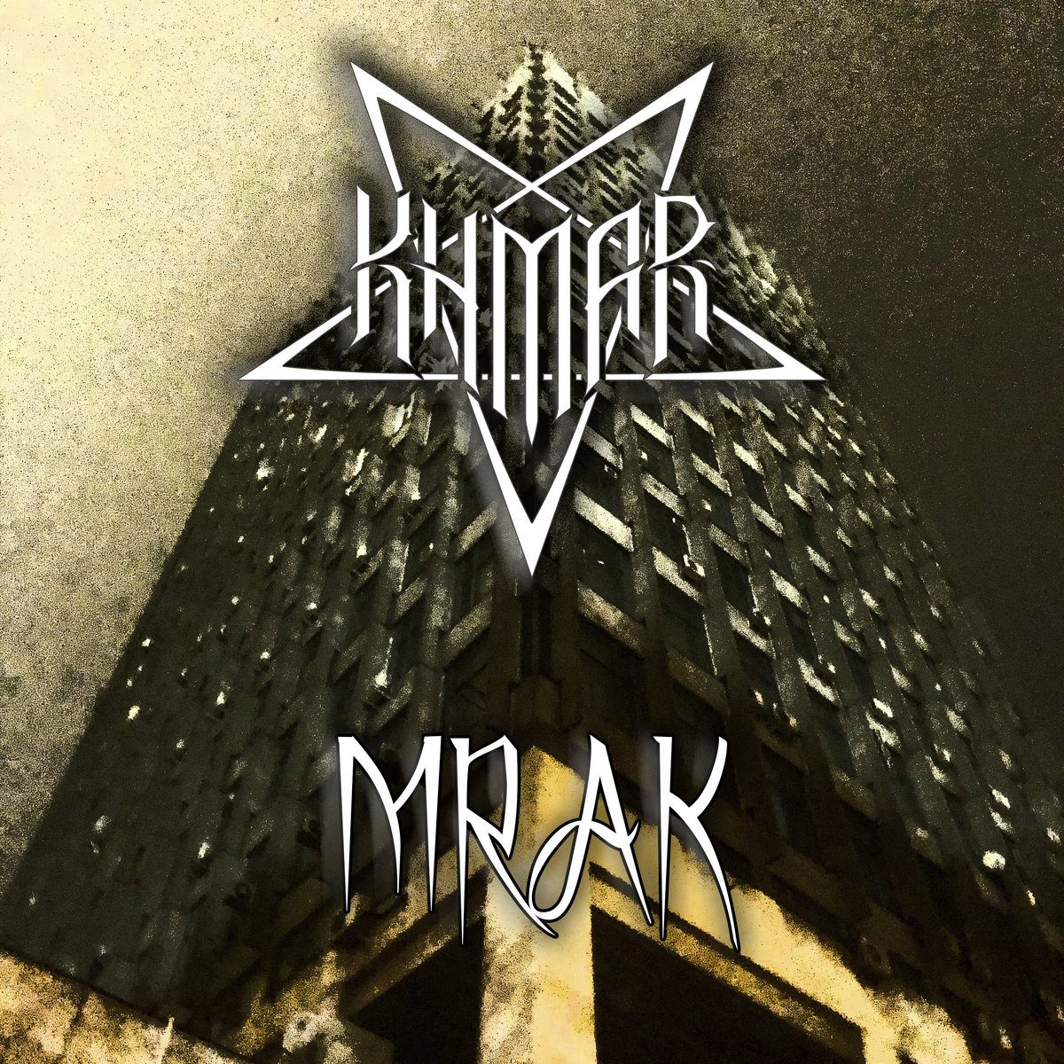 KHMAR debutes on Insane Records with 'Mrak' EP