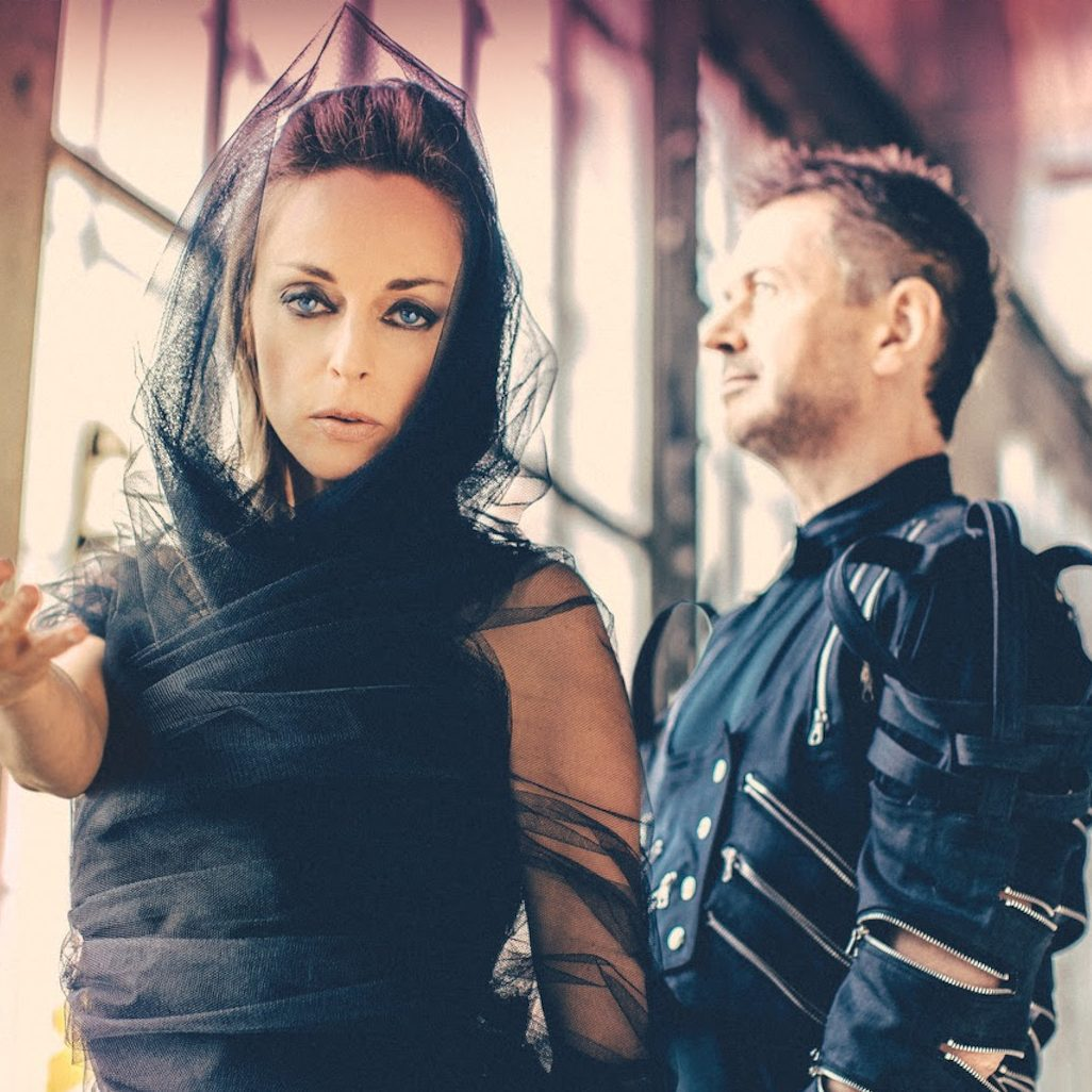Electronic pop-rock duo League Of Lights release new single and video'Modern Living' from the album'Dreamers Don't Come Down'