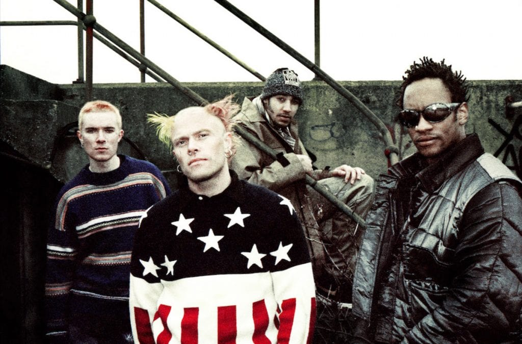 The Prodigy to make'definitive' feature-length documentary film about the band