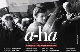 a-ha reschedule EU tour to Spring 2022