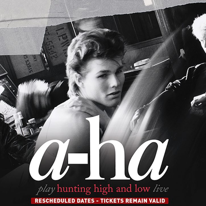 a-ha reschedule EU tour to Spring 2022