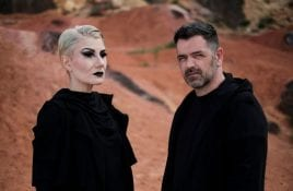 Black Nail Cabaret present new video single 'Maelstrom'