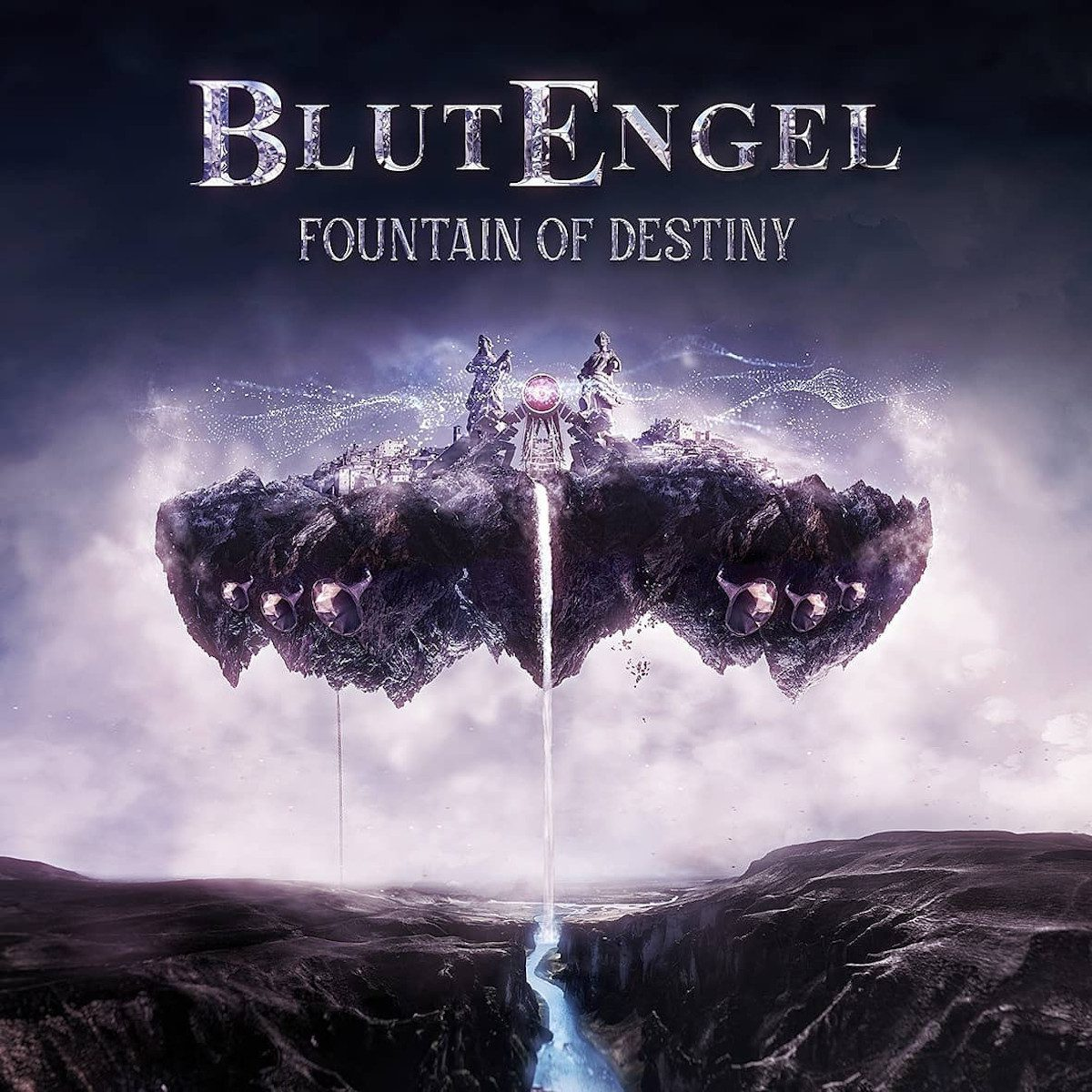 Blutengel covers 80s hits on 'Fountain of Destiny'