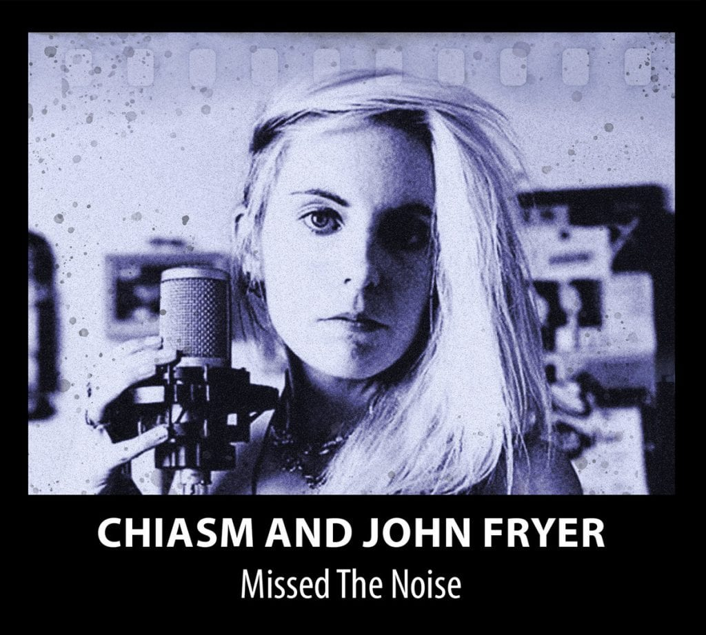 Chiasm and John Fryer to release debut album'Missed The Noise' on March 5 - new single'Intertwined' out now