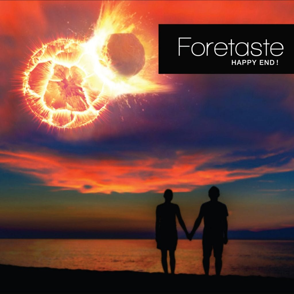 Foretaste release new album'Happy End' and brand new video'Lost For Seven Years'