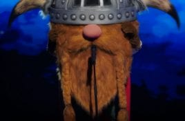 Viking on Masked Singer UK appears to be a-ha's Morten Harket (as if you didn't yet know) - watch all the videos