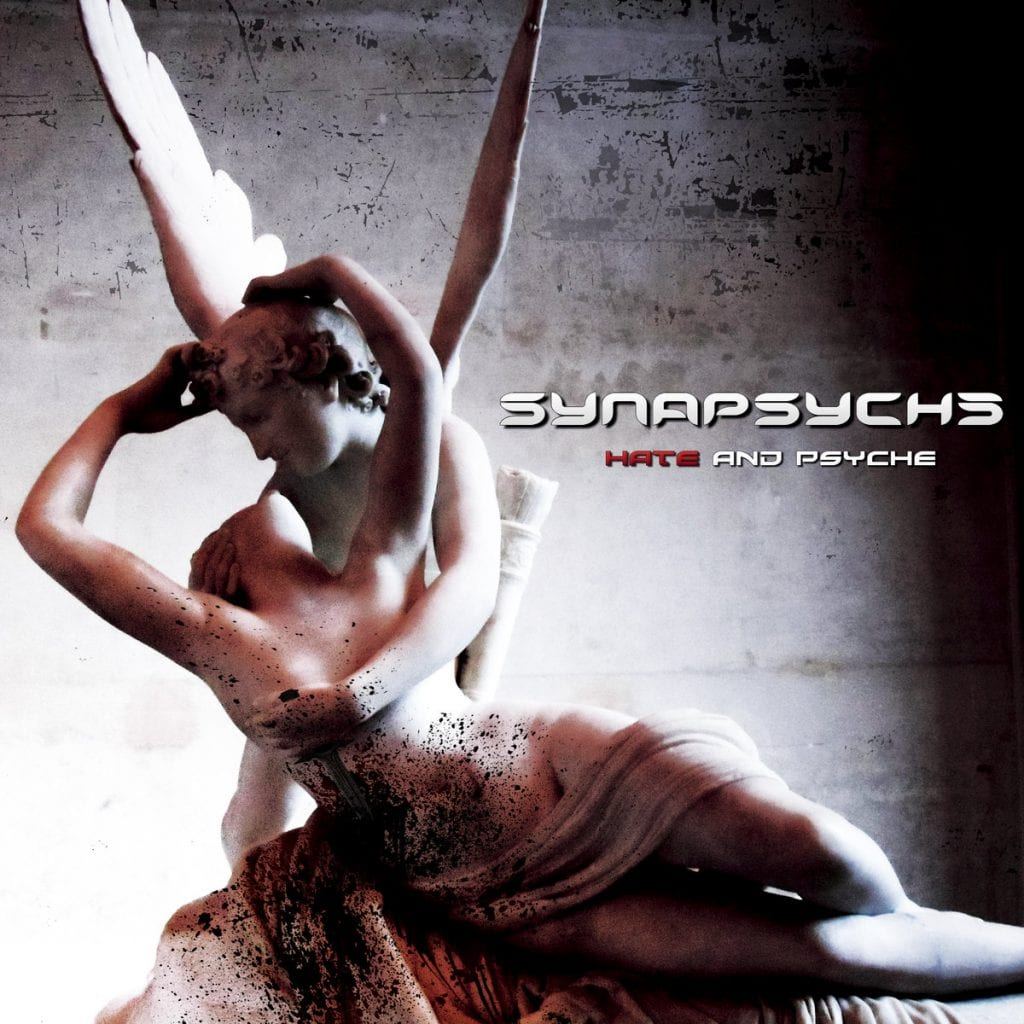 Synapsyche covers Apoptygma Berzerk's monster hit 'Bitch' on augmented re-release of 'Hate and Psyche' EP