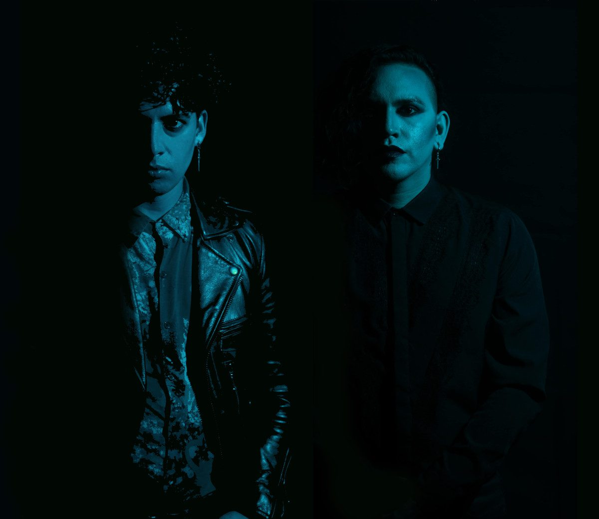 Post-punk/darkwave act Twin Tribes announce new remix album 'Altars'