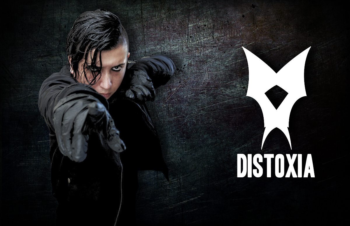 Chilean dark electro project Distoxia back with new album after 3 years of silence