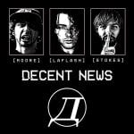 Decent News to release split EP with Chrome Corpse for Brutal Resonance Records