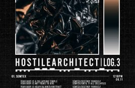 Hostile Architect debutes with new EP on Brutal Resonance Records