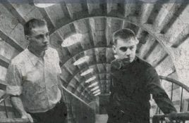 Belgian electro pioneers Parade Ground see 1989 album 'The 15th Floor' finally released on CD