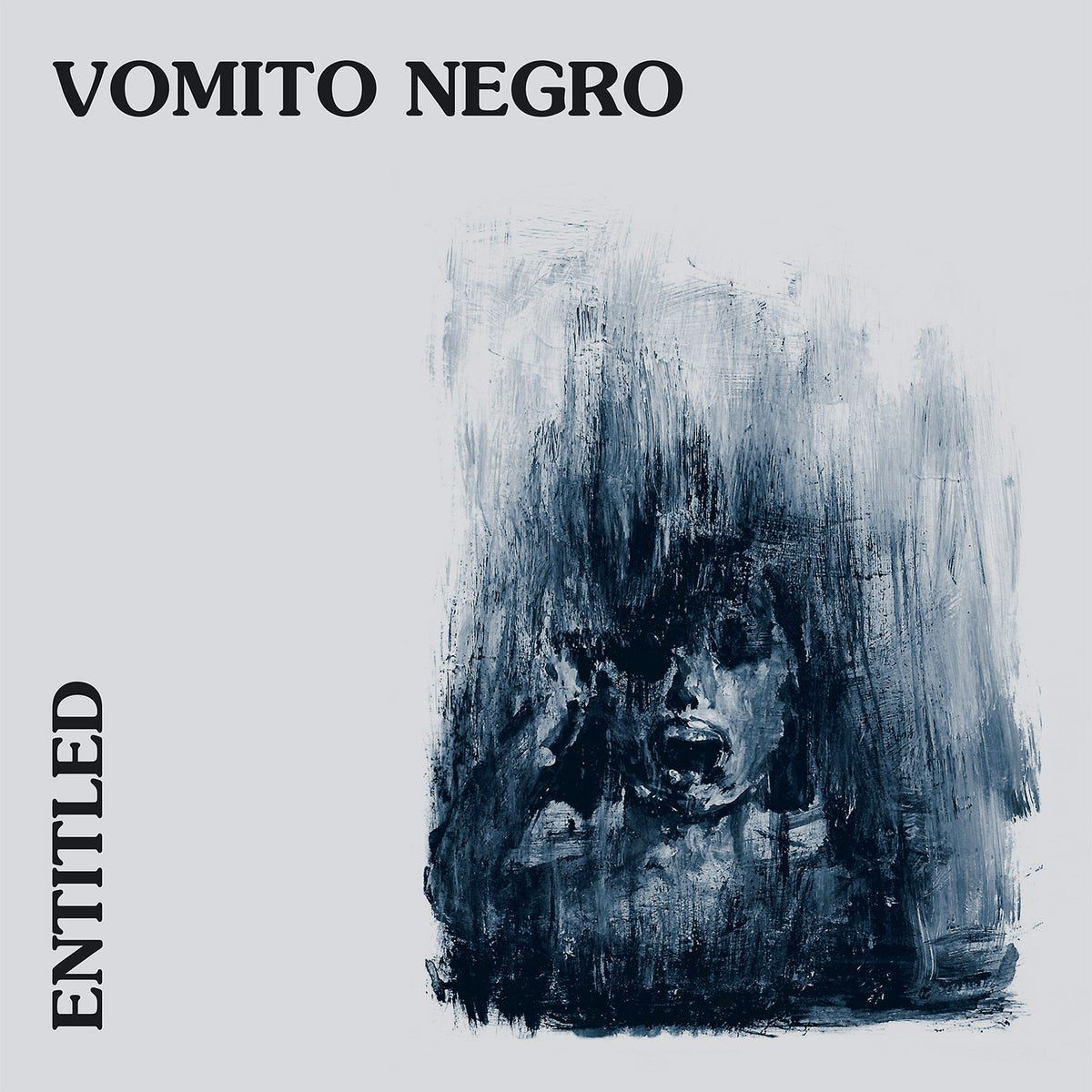 Unreleased 80s tracks from Vomito Negro released on vinyl album 'Entitled'