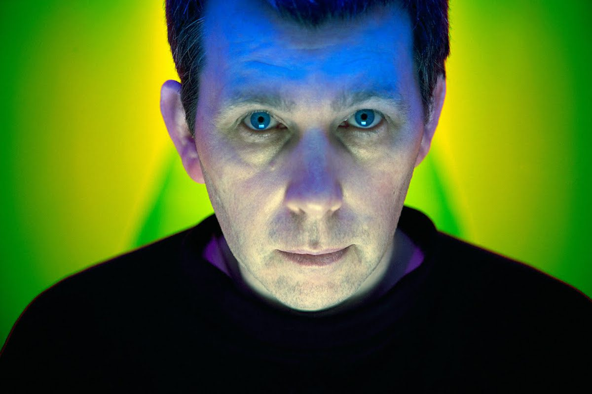 Chris Carter sees 'Electronic Ambient Remixes One' and 'Electronic Ambient Remixes Three' re-released on Mute