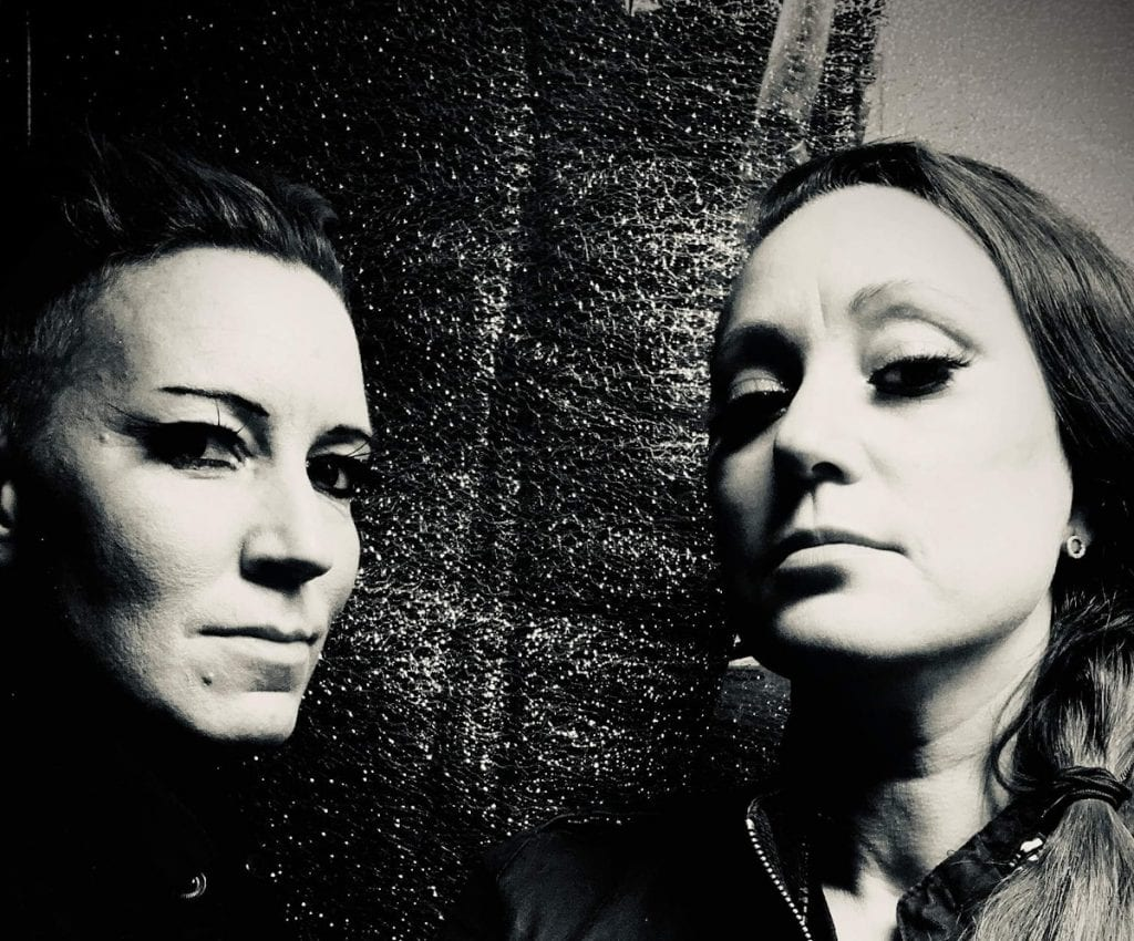 Swedish EBM pop duo e:lect prepare full length - new single'I Don't Care' out in the next days