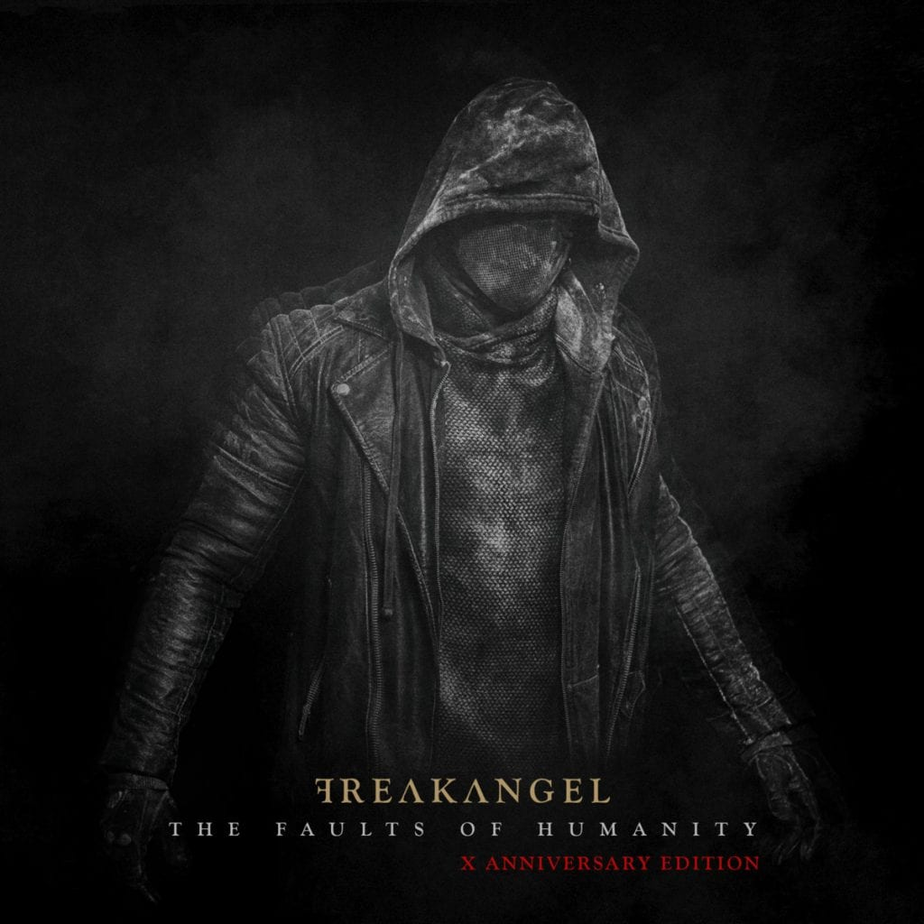 Freakangel re-records 5 tracks from debut album on 10th anniversary EP'The Faults Of Humanity (X anniversary edition)'