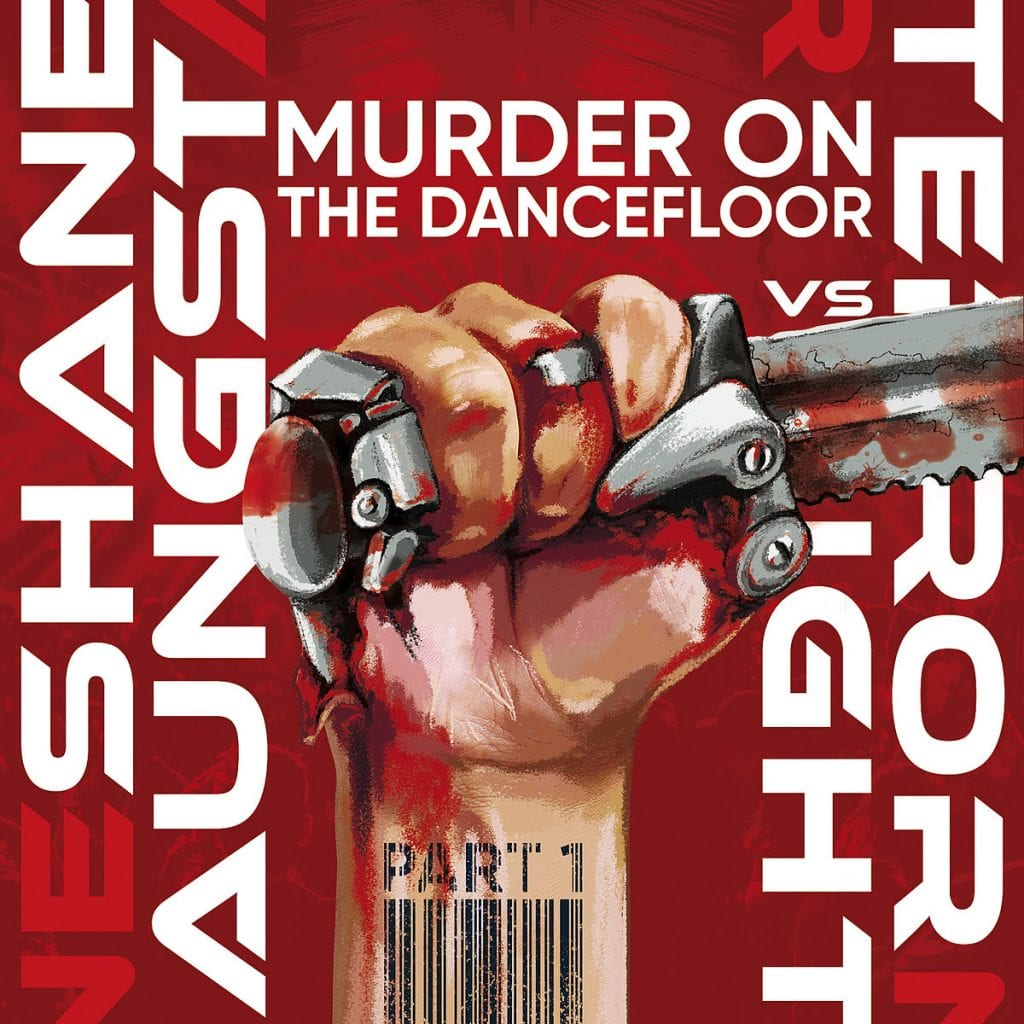 Shane Aungst releases yet another mega mix:'Murder On The Dancefloor' in collaboration with Insane Records and the radio show Terror Night