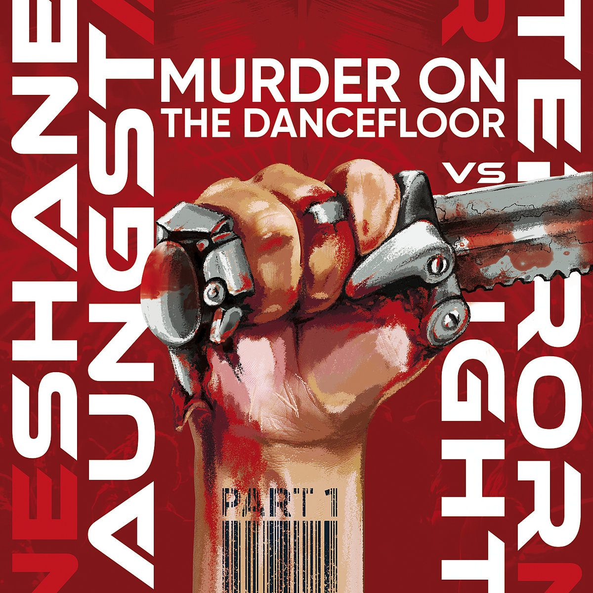Shane Aungst releases yet another mega mix: 'Murder On The Dancefloor' in collaboration with Insane Records and the radio show Terror Night