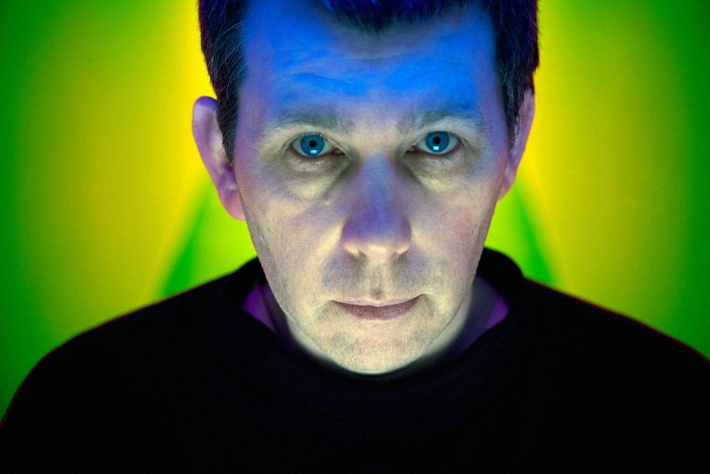 Chris Carter shares first remix from Throbbing Gristle's'Heathen Earth' - check it out!