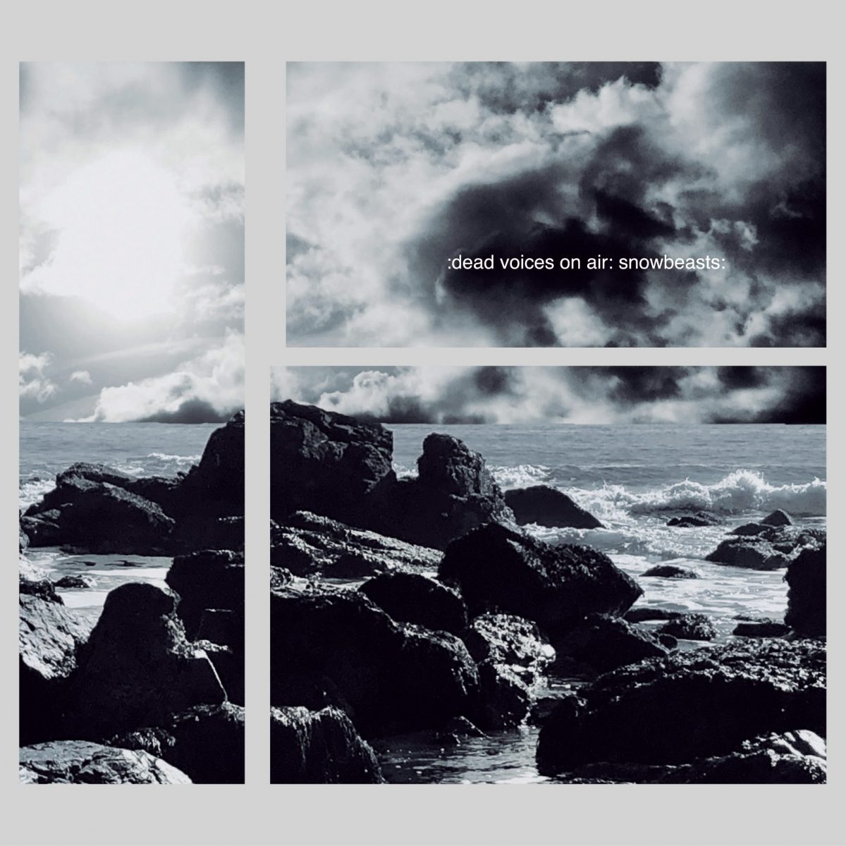 Dark ambient act Dead Voices On Air joined by Snowbeasts on new album