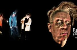 Swedish electronic music pioneer Gasleben unites with other Swedish electronic music musicians to form Gasleben & Electric friends