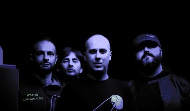 Italian futurepop / EBM act Stars Crusaders release brand new single on SkyQode