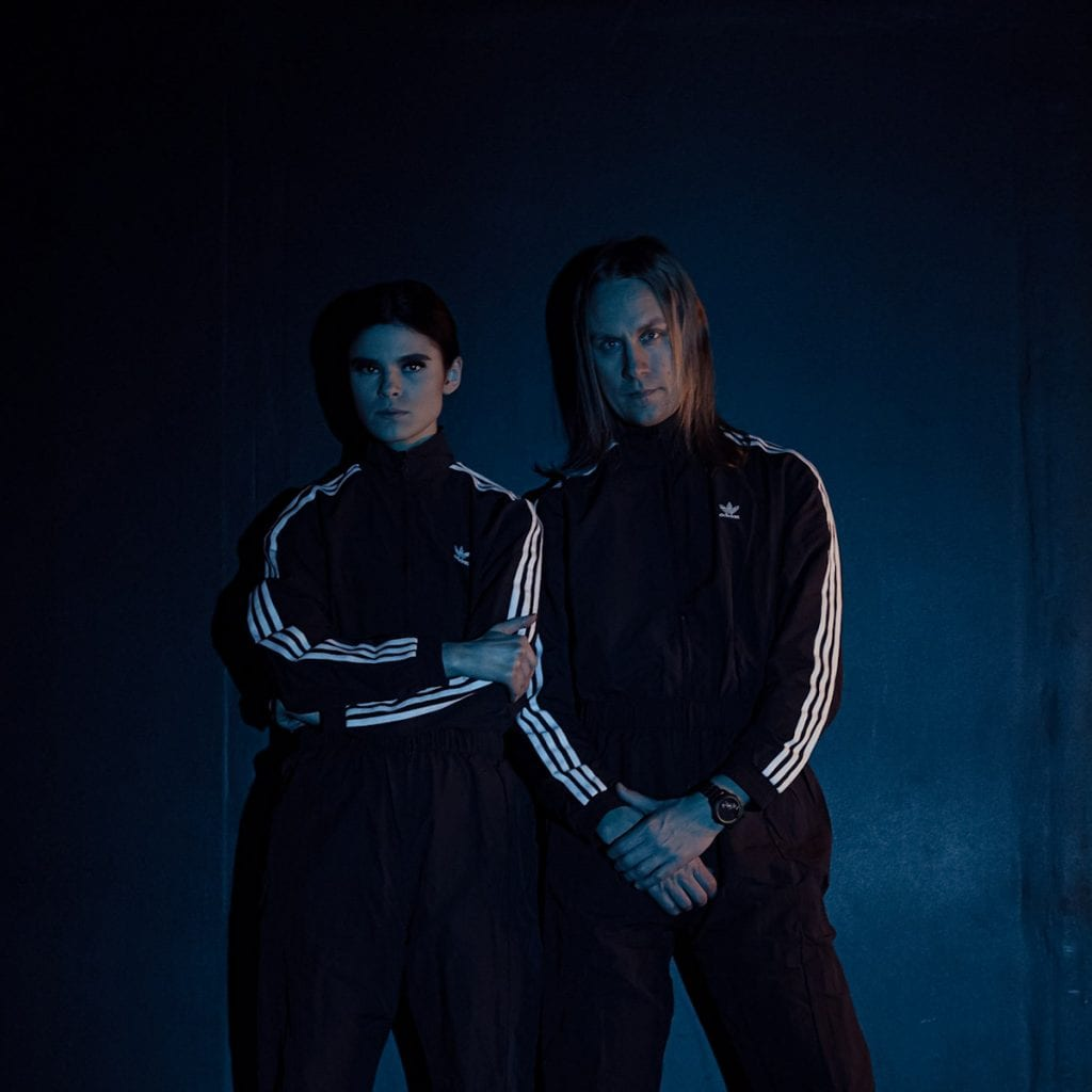 Swedish electronic pop act Kitka releases new single'Over You'