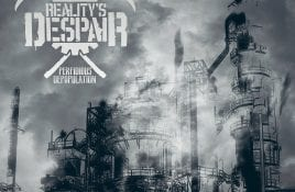 Belgian dark electro act Reality's Despair joins Insane Records and releases 'Perfidious Depopulation' album