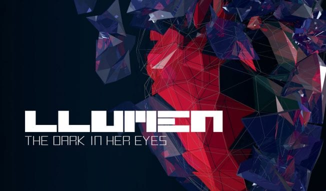 Llumen finally returns with a smashing brand new EP: 'The Dark In Her Eyes' feat. Mixes by Auger, Implant, Antibody, Entrzelle