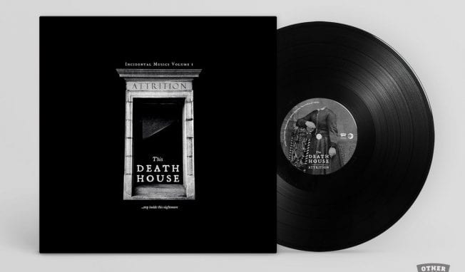 Attrition 1982 ambient release 'This Death House' reissued on vinyl