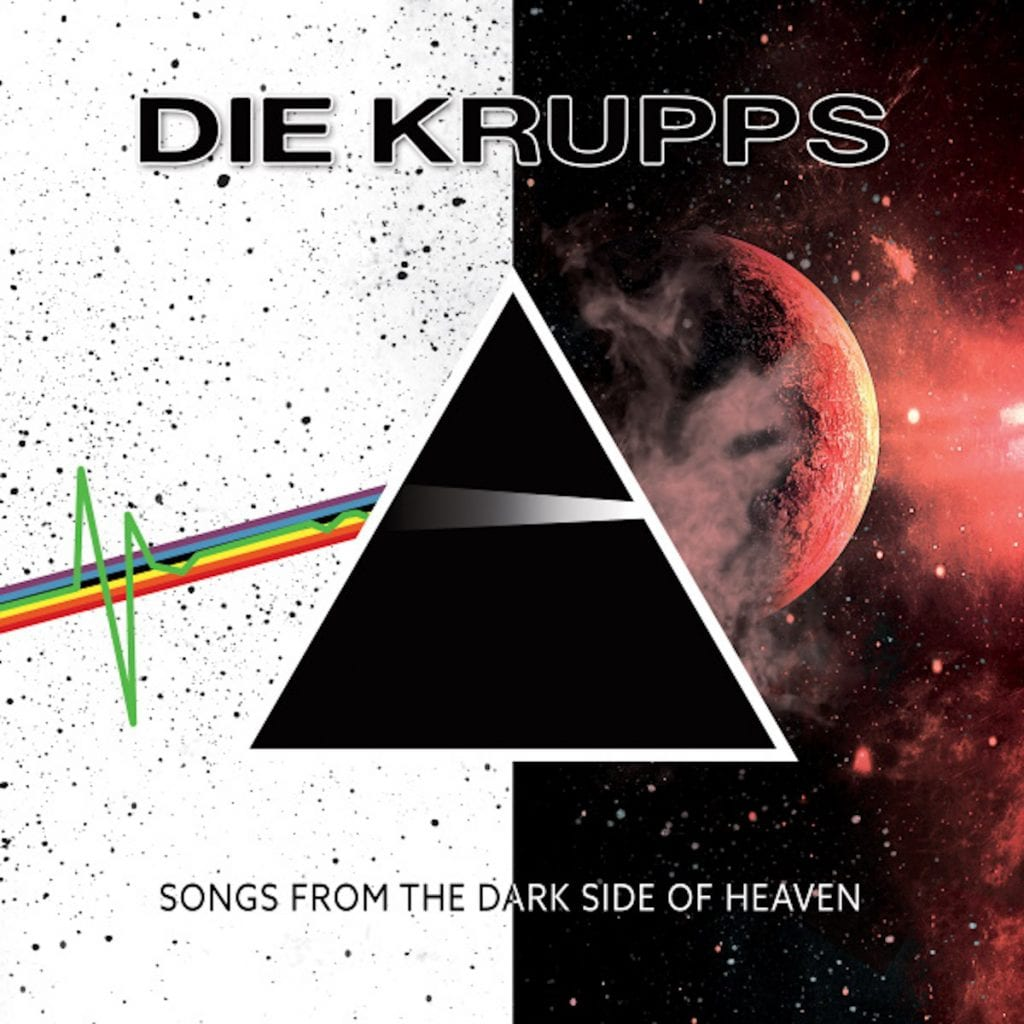 """The upcoming Die Krupps cover album """"Songs from the Dark Side of Heaven""""."""