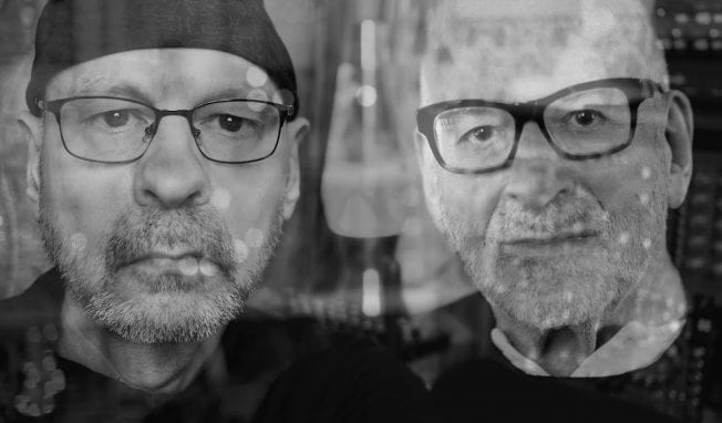 Mute-founder Daniel Miller and Gareth Jones reveal new track from joined Sunroof project's debut album