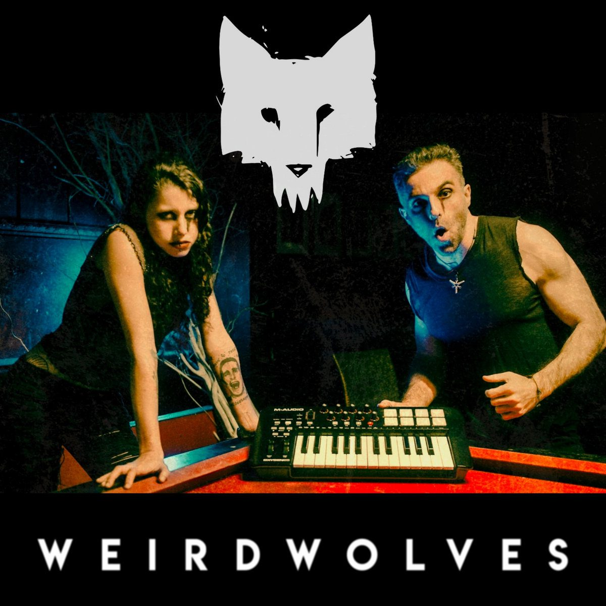 Excellent new single from WeirdWolves feat. Ava Gore, yes the daughter of Martin Gore from Depeche Mode: 'Overdrive'
