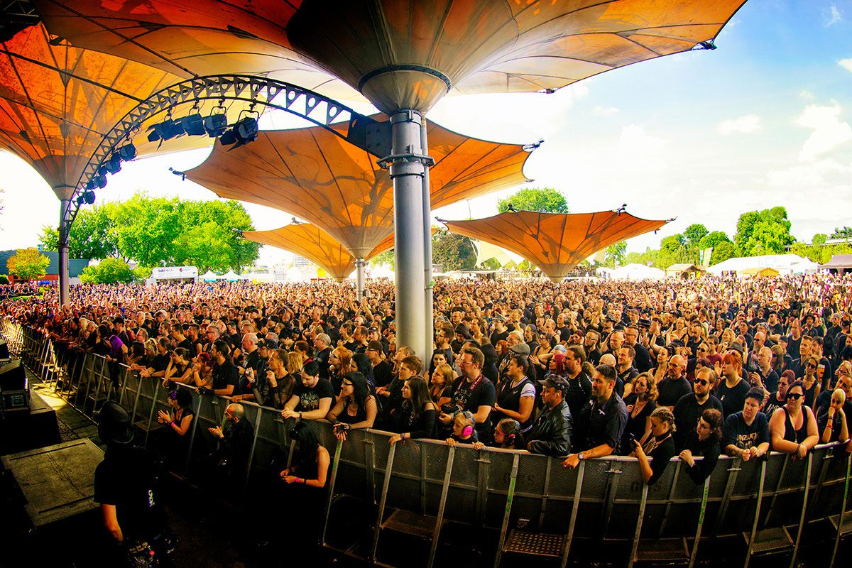 Amphi Festival 2021 canceled again and postponed, to 2022 now