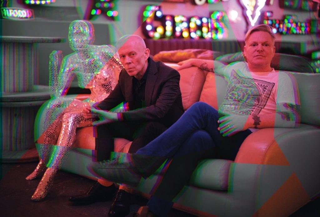 Erasure announce'The Neon Remixed' - Listen to a brand new track'Secrets'