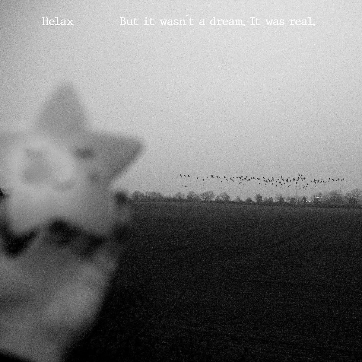 Swedish producer Helax releases new dark ambient EP 'But it wasn't a dream. It was real'