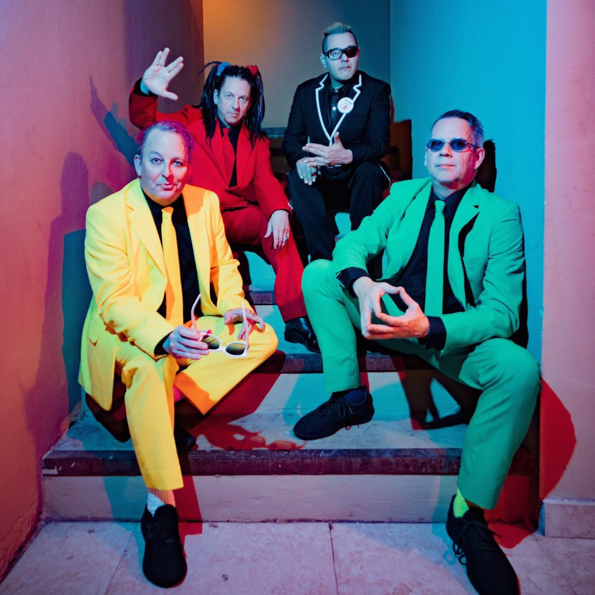 Synthpop cult act Information Society returns with'ODDfellows', the 1st album in THXⓇ Spatial Audio