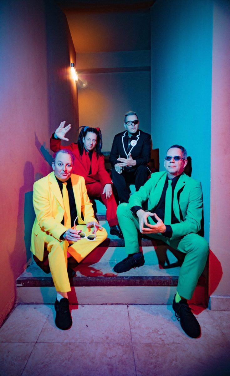 Synthpop cult act Information Society returns with 'ODDfellows', the 1st album in THXⓇ Spatial Audio