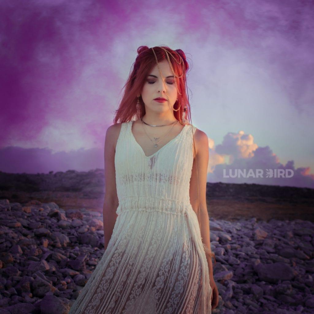 Italian/Welsh dreampop / synthpop act Lunar Bird reveals new single'Second Circle' from their debut album