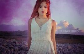 Italian/Welsh dreampop / synthpop act Lunar Bird reveals new single 'Second Circle' from their debut album