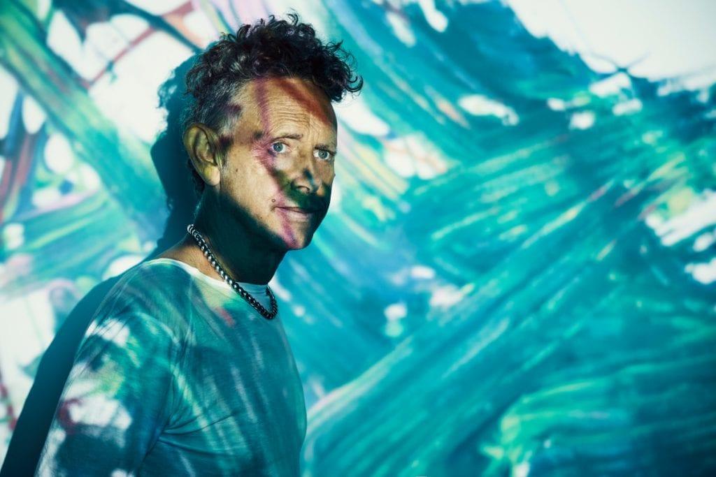 Depeche Mode songwriter Martin Gore announces'The Third Chimpanzee Remixed' - listen to Chris Liebing's'Vervet' remix