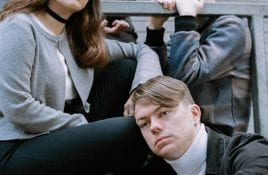 Dublin post-punk act Scattered Ashes release brand new EP 'Parallel Lines' today