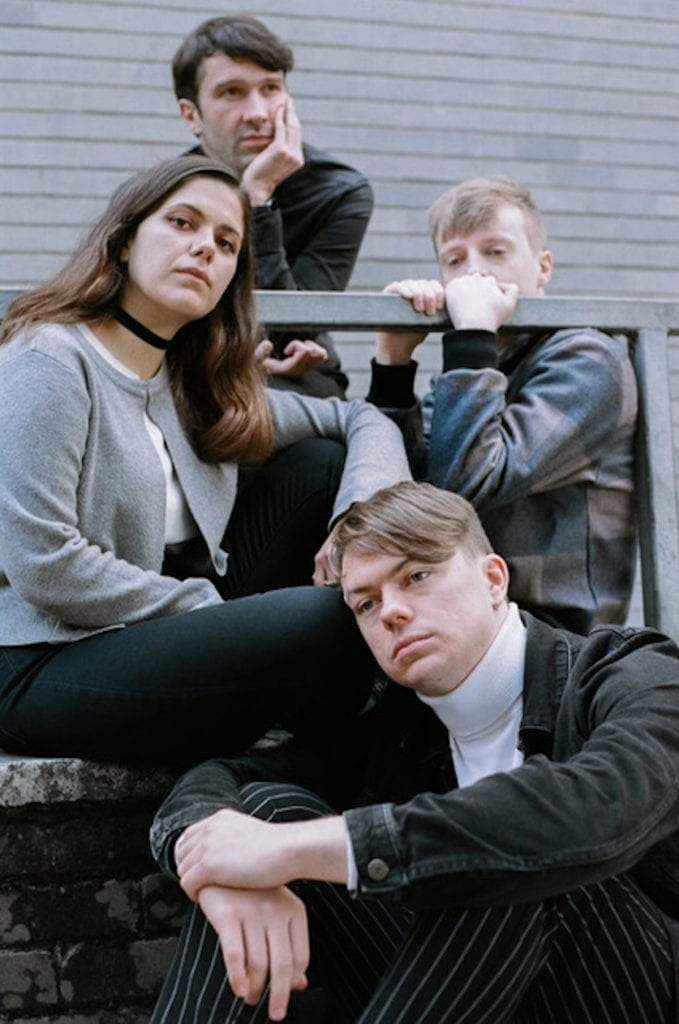 Dublin post-punk act Scattered Ashes release brand new EP'Parallel Lines' today
