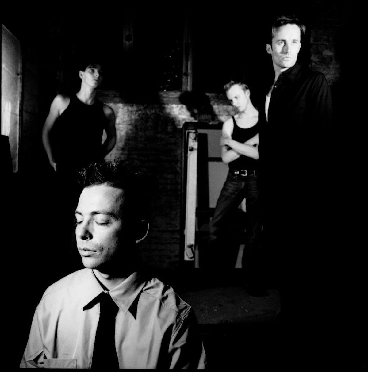 Belgian post-punk / new wave act Spiral of Silence returns after almost 20 years of total silence