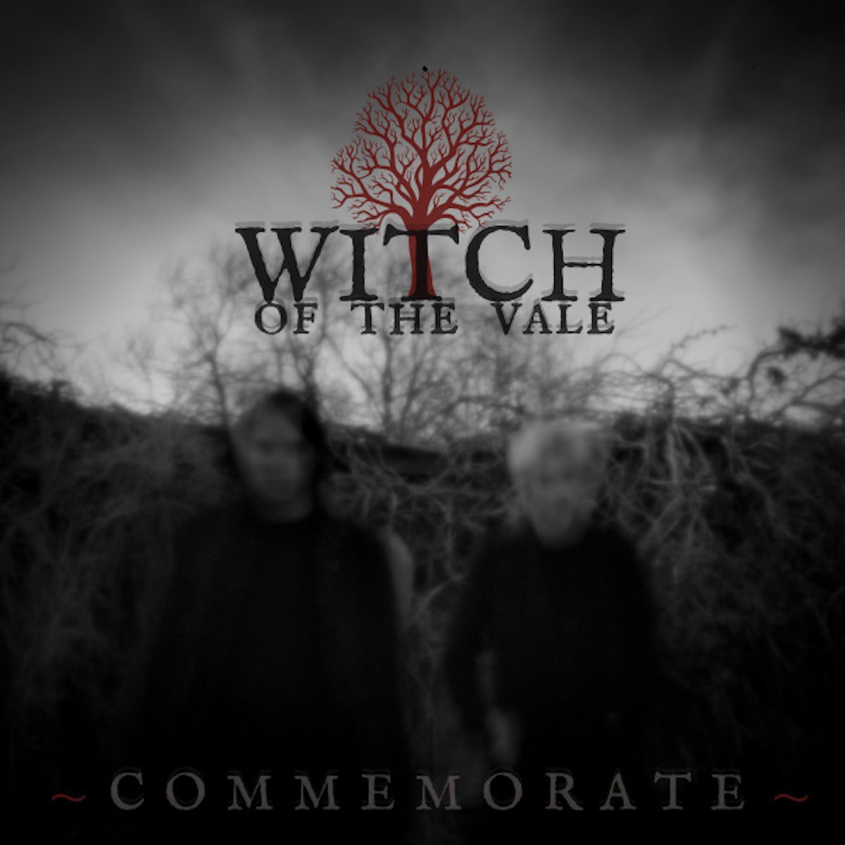 Darkwave newcomers Witch Of The Vale re-release debut on CD and vinyl + new video