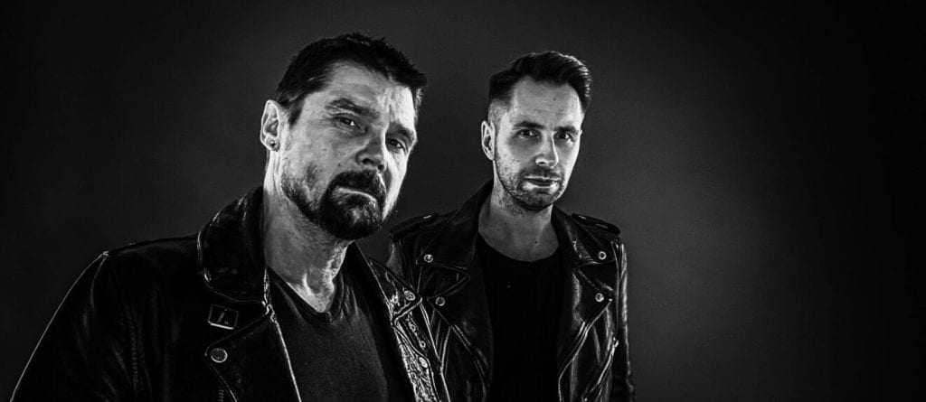 Finnish industrial pioneers And Then You Die celebrate 30-years of existence with all new album:'Electric Uterus'
