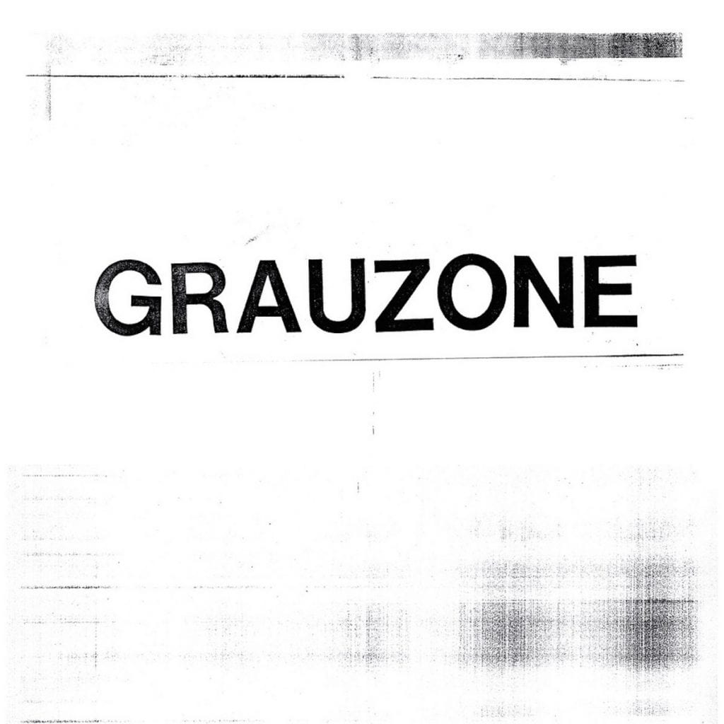 Grauzone see debut (and only) album'Grauzone (D No. 37)' re-released as 40th anniversary edition